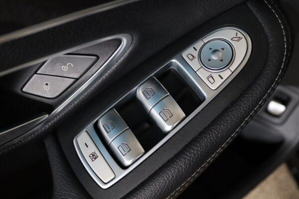 Mercedes C220 d 2,2 AMG Line stc. aut. 4Matic billede 9