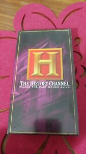 History-Channel-True-Crime-authors-murder-and-Greenwich-brand-new-VHS