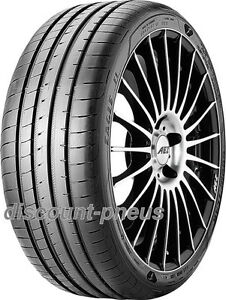 Pneu été Goodyear Eagle F1 Asymmetric 3 235/40 R18 95Y XL - France - État : Neuf: Pneu neuf n'ayant jamais servi, jamais monté. Indice de charge: 95 EAN: 5452000497994 Indice de vitesse: Y: max 300 km/h Marque: Goodyear Type de Véhicule: Véhicule de tourisme MPN: 532752 Fabricant de pneus: Goodyear Type: Eté  - France