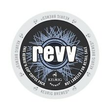 Revv Coffee, Dark Roast, Keurig K-Cups, 88-Count