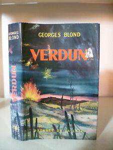 Georges Rubio - Verdun - 1961 - Las Presses de La Ciudad