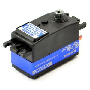 Etronix-ET2035-R-C-8-2kg-0-11s-Low-Profile-Digital-Servo-Metal-Equipo