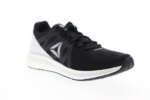Reebok-Forever-Floatride-Energy-Womens-Black-Low-Top-Athletic-Running-Shoes-7-5
