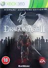 Dragon Age II: BioWare -- Signature Edition (Microsoft Xbox 360, 2011)