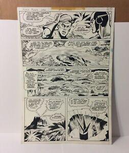 1979-Original-Comic-Art-FLASH-269-Page-5-McLaughin-amp-Novick-Total-Action-Page