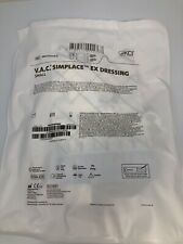 New Kci Small Vac Simplace Ex Dressing 5 Sealed In Plastic