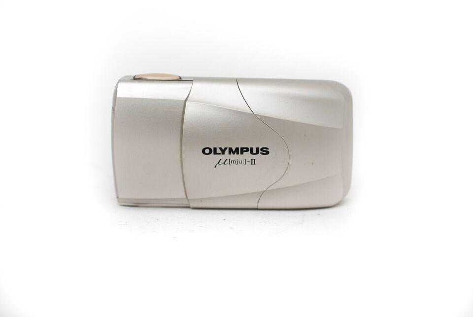 Olympus, Mju II