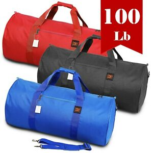 42-in-Travel-Duffle-Bag-Maletin-Barrel-Gusano-Tote-100-Lb-Black-Blue-Red-New