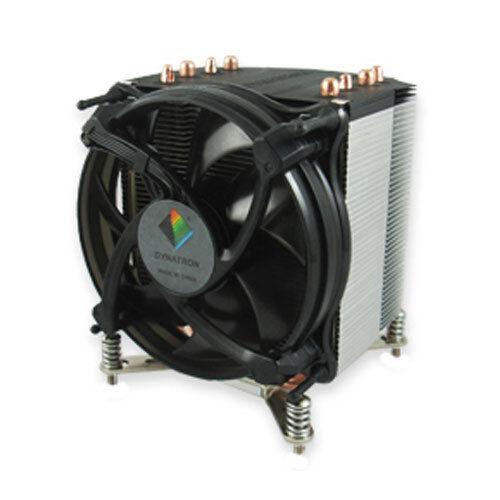 Dynatron g17 3u CPU Kühler Aluminium Sockel B LGA 1366 Intel Xeon 5000 Serie