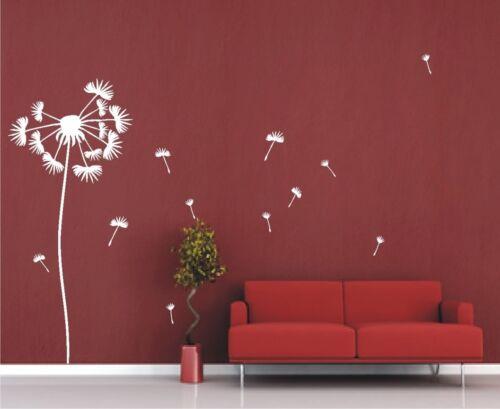 /%/%#*  beliebtes Wandtattoo Wandtatoo  Pusteblume Blume  160 cm Geschenk Top  /%/%