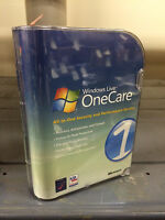 Windows Live One Care All-in-one Security And Performance Service