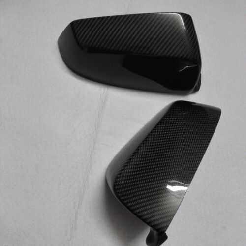for BMW 5 Series Touring F11 2011 car mirror cover cap carbon fiber Replacement