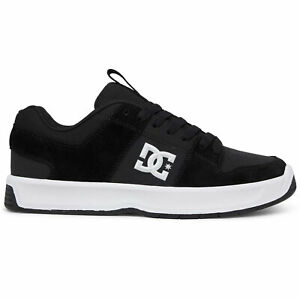 DC-SHOES-MEN-039-S-Lynx-ZERO-Low-Top-Scarpe-Sneaker-Nero-Bianco-Calzature-Skateboar
