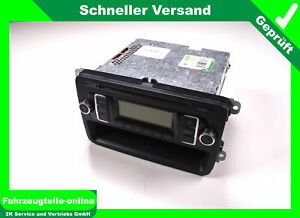 VW-Golf-V-1k-Car-Radio-RCD210-1K0035156