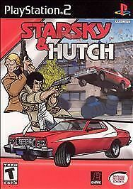 Starsky Hutch Sony PlayStation 2, 2003  - $4.00
