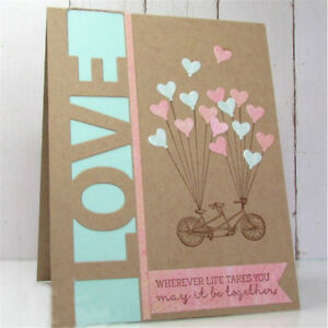 Greeting-Words-love-Metal-Cutting-Dies-For-DIY-Scrapbooking-Card-Craft-Decor-Pip