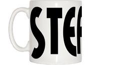 Steffan name Mug