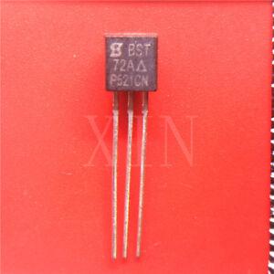 10PCS-BST72A-Encapsulation-TO-92-N-channel-vertical-D-MOS-transistorsND-MOS