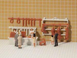 Adaptable Faller 180974 H0 Boucherie Création-chtung Fr-fr Afficher Le Titre D'origine Nous Avons Gagné Les éLoges Des Clients