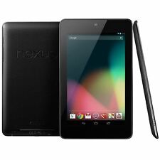 "Asus 16gb Google Nexus 7 1st Gen 7"" Android Tablet Black"