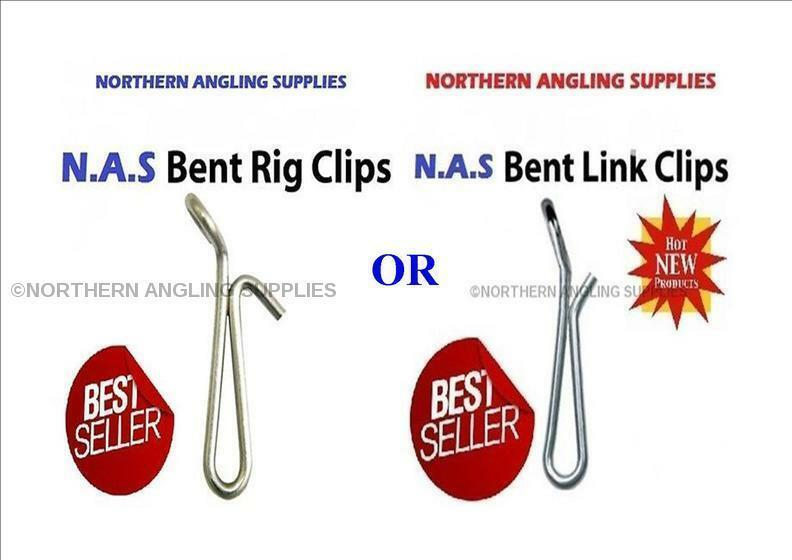 BENT RIG & LINK CLIPS FOR COARSE SEA  BOAT FISHING RIGS LURES LINE LEAD WEIGHTS  excellent prices