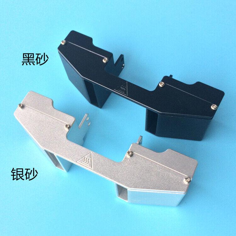 Aluminum Extended Extruder Metal Fan Bracket For 3D Printer Ultimaker 2 UM2