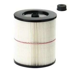 Replacement Cartridge Filter for Shop Vac Craftsman 9-17816 Wet Dry Air Filter