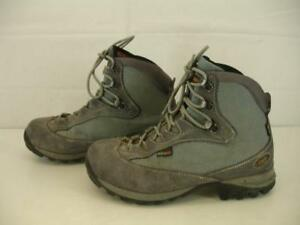 c6ddd484985c5 Womens sz 6.5 M Aku Pilgrim GTX Air 8000 Boots Gray Waterproof ...