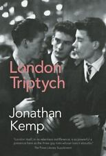 London Triptych Jonathan Kemp London Gay Life Historical Fict 2010 Oscar Wilde