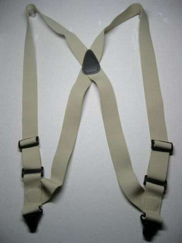 1-1-2-amp-2-034-BLACK-SIDEGRIP-MEN-039-S-SUSPENDERS-Y-PLASTIC-AIRPORT-CLEARANCE-USA-MADE