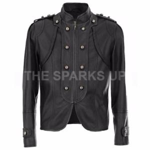 Vintage Wear Military Big Women's Biker Sale Leather Style Party Jacket UwdX7q5