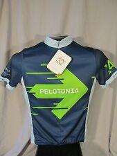 Primal Cycling Jersey Pelotonia Bike Race 2014 Mens Short Sleeve Shirt Small NEW
