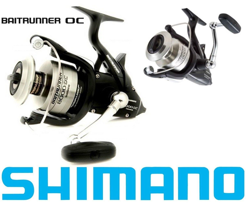 NEW SHIMANO BAITRUNNER  OC BTR6000OC 6000 FISHING REEL  fast shipping worldwide