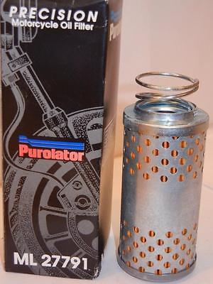 1977-on Moto Guzzi V35 V50 Monza V65 19153000 oil filter Purolator Italy ML27791