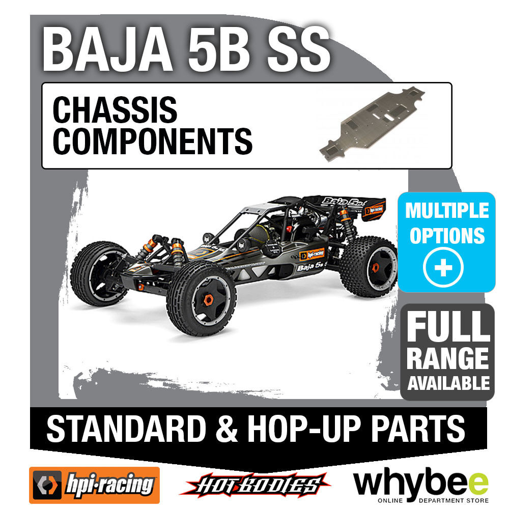 HPI BAJA 5B SS [Chassis Components] Genuine HPi Racing R C Parts