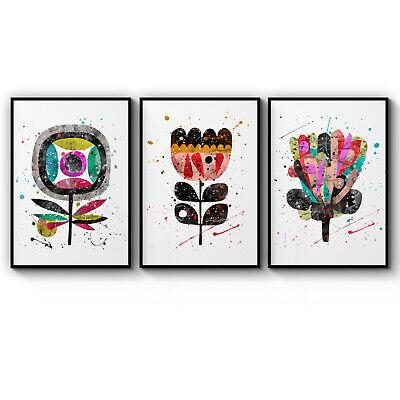 Geometrisch DIN A2 Geschenk Modern Sportler Wandbild Formen und Farben Deko Sport Poster Art Design Illustration Tennis Minimal Print Wohnen Druck