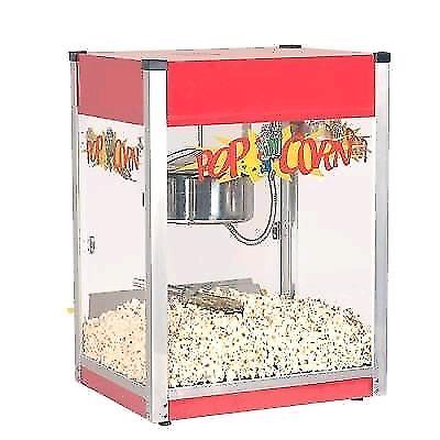 Cotton Candy and Popcorn Machine