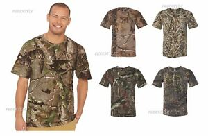 ebe26357 Code Five V Realtree® Camouflage Lynch Mossy Oak® Camo T -shirts ...