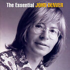 The Essential by John Denver (CD, Feb-2007, 2 Discs, RCA/Legacy)