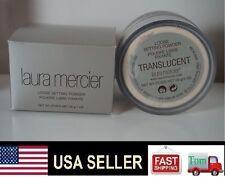 NIB Laura Mercier No.1 Loose Setting Face Powder Translucent 1oz Full Size