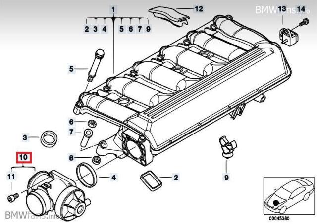 Kit For Remove Egr Agr Bmw 11717804378 M47 M57 For Sale Online