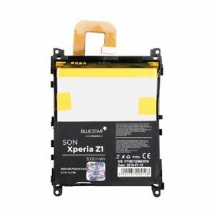 Bluestar-Akku-fur-Sony-Xperia-Z1-3000-mAh-Batterie-Handy-Accu-LIS1525ERPC