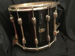 Slingerland-14x12-Black-Marching-Snare-Drum
