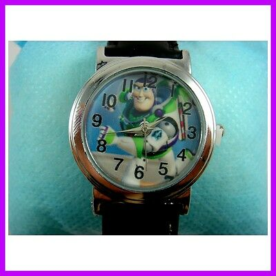 HOT Toy Story Buzz Lightyear Men Boy Women Girl Kids Fashion Quartz Wrist Watch