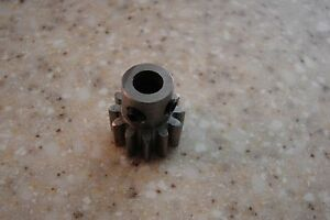 20-Tooth-1-4-inch-bore-Spur-gear-Pinion-gear