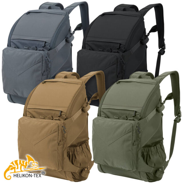 HELIKON TEX BAIL OUT BAG Backpack Rucksack Tactical MOLLE Outdoor Weapon 25 L