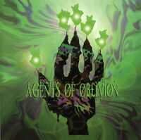 Agents Of Oblivion - Agents Of Oblivion [new Cd] on Sale