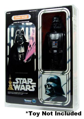 Star Wars Dark Vador doll Affichage Acrylique Case