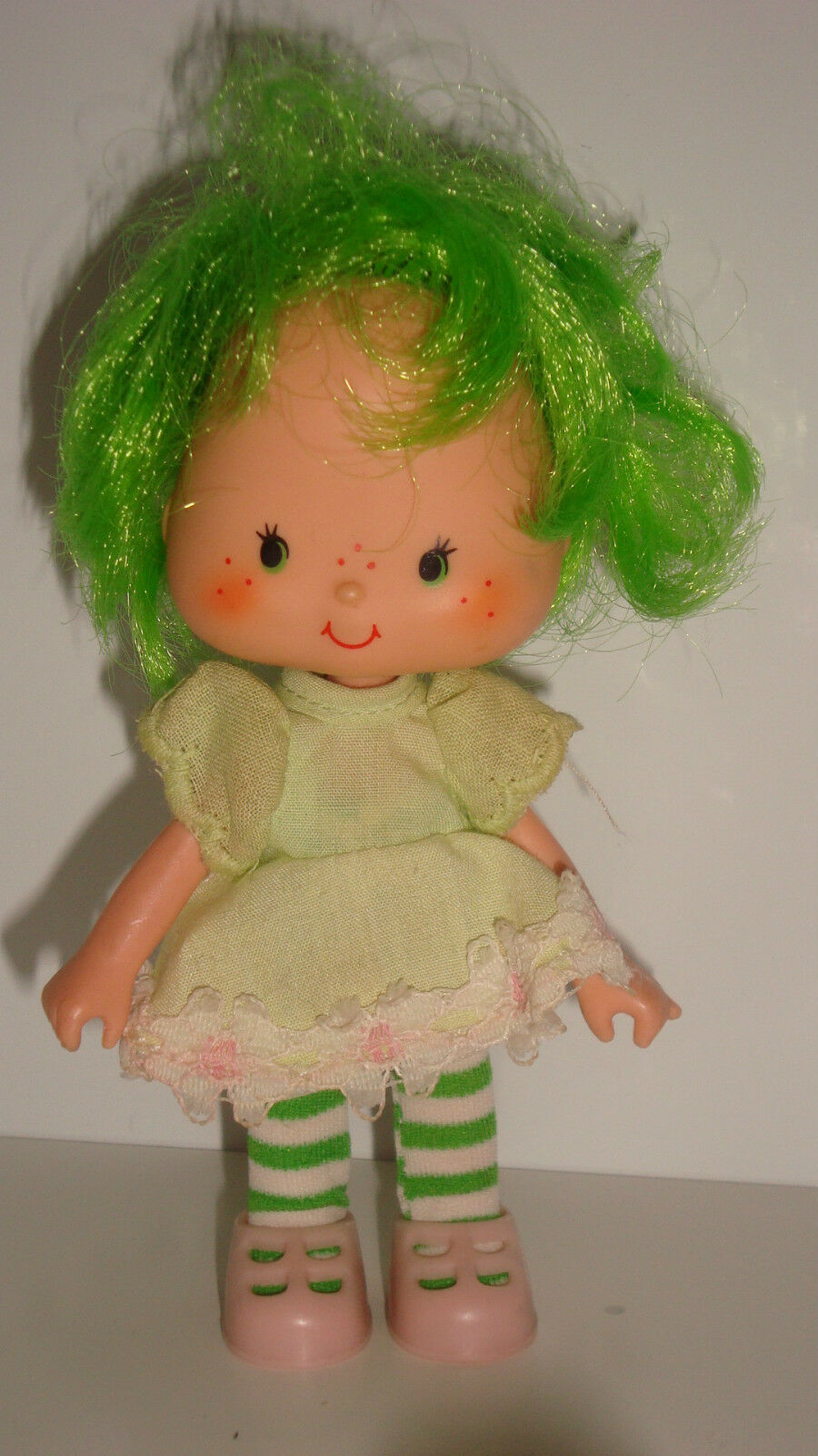 Old Doll Strawberry Shortcake 1979 File Cloth Citronella (14x8cm)
