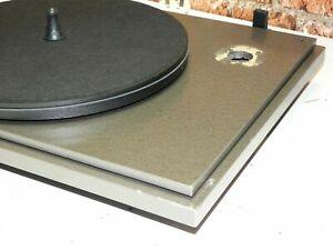 Revolver Vintage Hi Fi trennt Record Vinyl Deck Player Plattenspieler